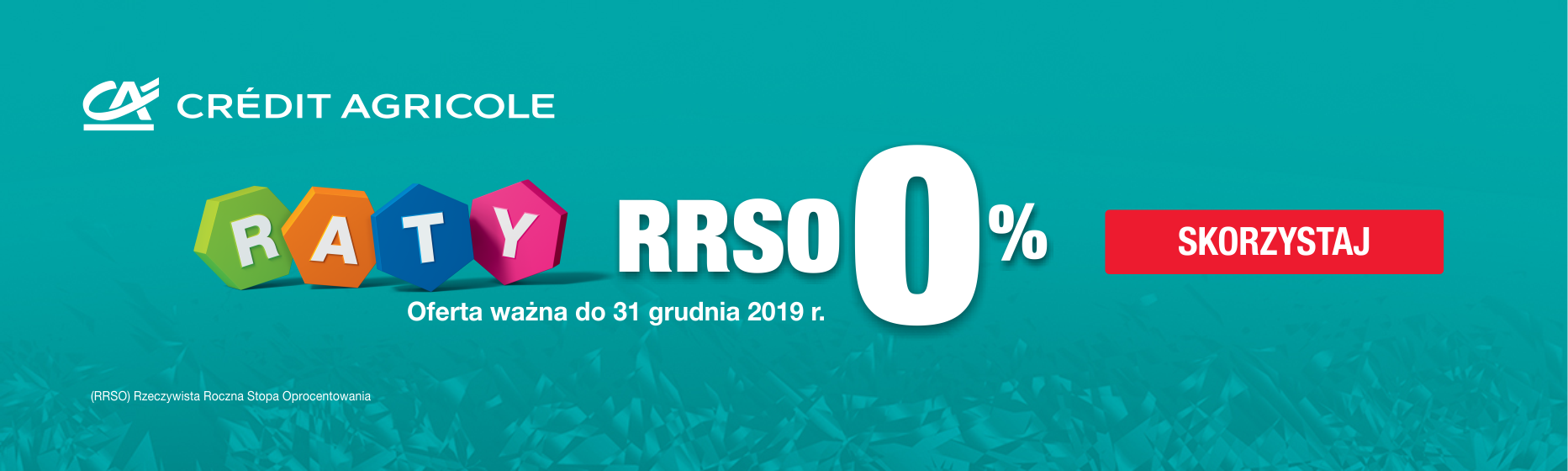 RRSO 0% Credit Agricole